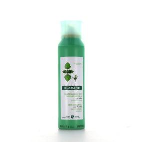 Shampooing sec seboregulateur à l'extrait d'ortie cheveux gras