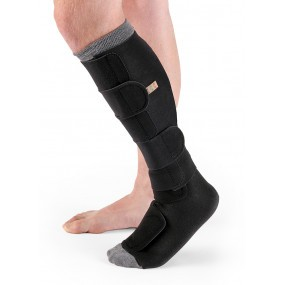 Sigvaris compreflex below knee compression ajustable pour la jambe et le pied