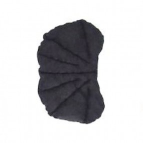 Sigvaris pad Radial Half capitonnage demi-circulaire pour la poitrine et l'abdomen