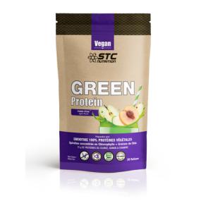 GREEN PROTEIN - Smoothie gourmand 100% vegan - 500g - STC