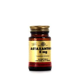 SOLGAR Astaxanthine 5mg