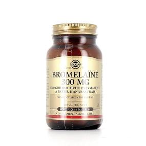 Solgar Bromélaïne 300 mg