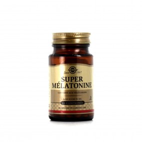 SOLGAR Super Mélatonine 1,9 mg