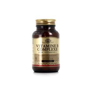 SOLGAR Vitamine B Complexe avec Vitamine C
