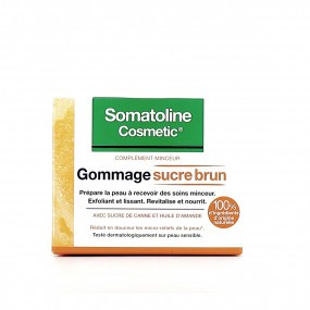 Somatoline Cosmetic Gommage Sucre Brun