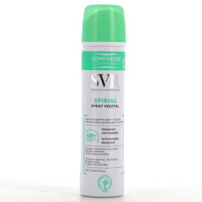 Spirial Spray Végétal Déodorant Anti-Humidité 48h