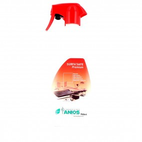Anios Spray Détergent Désinfectant Surfa´Safe Premium