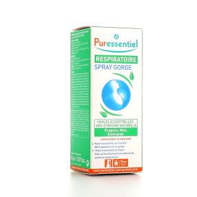 Spray Gorge Respiratoire en 15 ml
