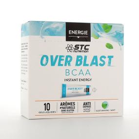 STC Nutrition Over Blast BCAA LD Ultra Menthe Fraîche