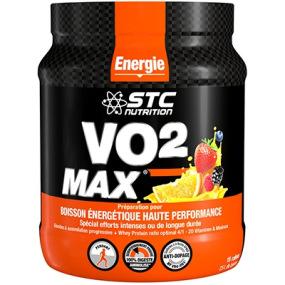 STC Nutrition VO2 Max Préparation pour Boisson Énergétique Haute Performance