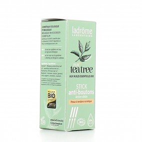 Stick Anti-Boutons BIO au Tea-tree