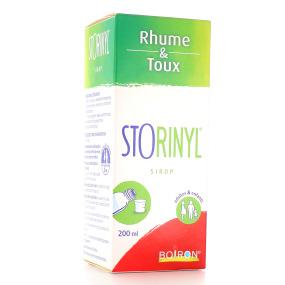 Storinyl Sirop Rhume & Toux
