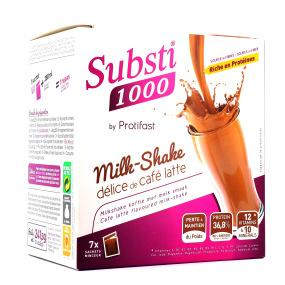 Substi 1000 Protifast Milk Shake 7 sachets