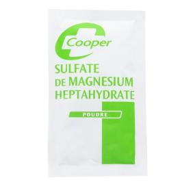 Sulfate de Magnésium Heptahydrate