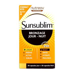 Sunsublim Bronzage Jour - Nuit