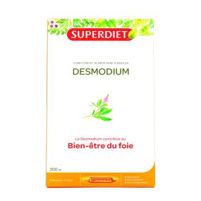 Super Diet - Desmodium - 20 Ampoules