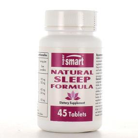 Super Smart Natural Sleep Formula 45 comprimés