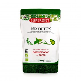 Superdiet - Mix detox bio - 200g