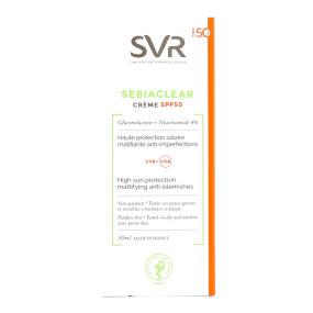 SVR Sebiaclear Crème SPF50