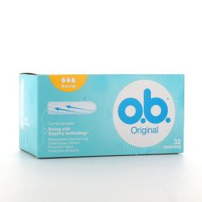 Tampons OB Original Normal