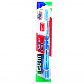 Technique PRO Brosse à dents Adulte Medium