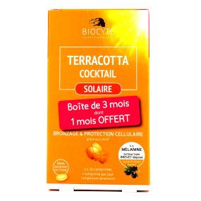 Terracotta Cocktail Préparateur solaire