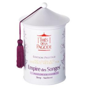 Thé de la Pagode - Empire des songes - Vrac (en feuilles) 50g