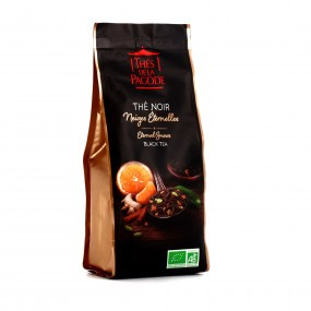 Thé de la Pagode - Thé des neiges éternelles Bio - Vrac (en feuilles) 100g