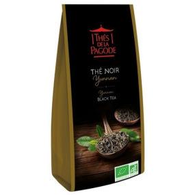 Thé de la Pagode - Thé noir Yunnan Bio - Vrac (en feuilles) 100g