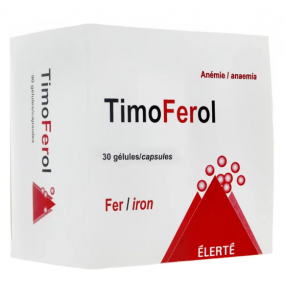 Timoferol gélules
