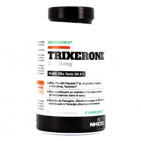 TRIXERONE - vigueur masculine 100 gélules - NHCO