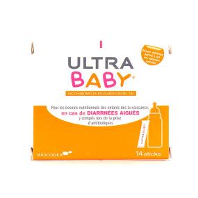 Ultra baby diarrhées aigues 14 sticks