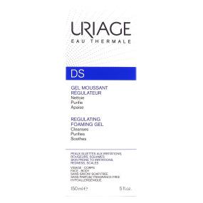 Gel nettoyant D.S. Uriage