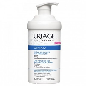 Uriage Xémose Crème Relipidante Anti-Irritations 400 ml