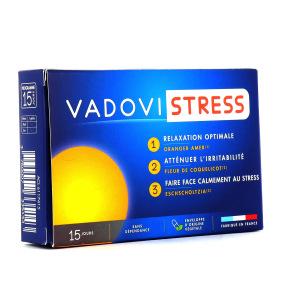 Vadovi stress pour 15 nuits
