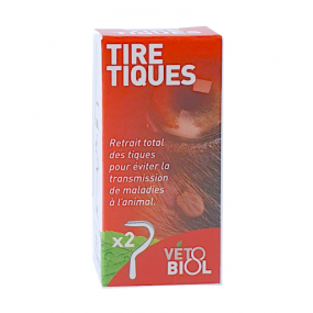 Vétobiol Tire-tiques