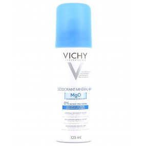 Vichy Déodorant Minéral Sans sels d'aluminium 125ml