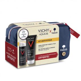 Vichy Homme Hydra Mag C+ Soin hydratant Anti-fatigue