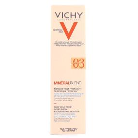 Vichy MinéralBlend Fond de Teint Hydratant