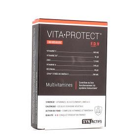 Synactifs Vita Protect FDV Multivamines