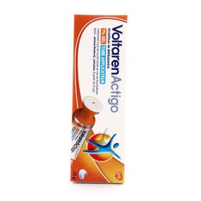 VoltarenActigo 1% Gel Entorses - Contusions
