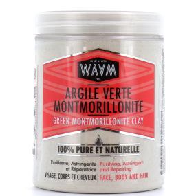 Waam - Argile verte montmorillonite - 250g
