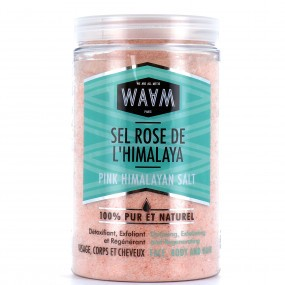 Waam - Sel rose de l'Himalaya fin - 400g