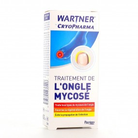 Wartner Cryopharma Traitement de la Mycose de l'Ongle 7 ml