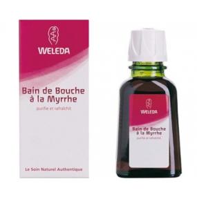 Weleda Bain de Bouche à la Myrrhe en 50ml