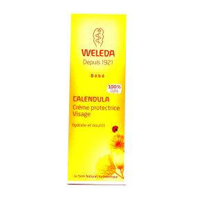Weleda calendula crème protectrice visage