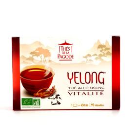 Yelong vitalité thé de la Pagode