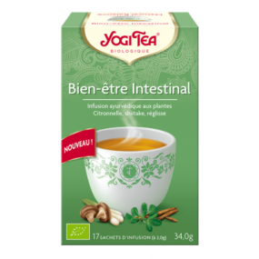 Yogi Tea Bien-Être Intestinal