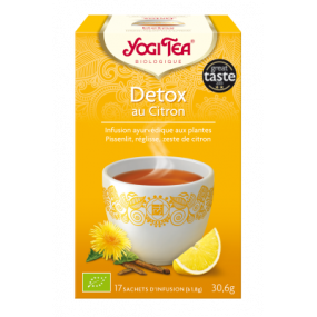 Yogi Tea Detox Citron