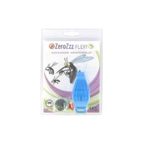 ZeroZzz Flexy Bracelet Electronique Anti-Moustique